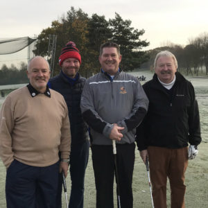 Southend Golf Club Christmas 2019 Basildon Golf Club