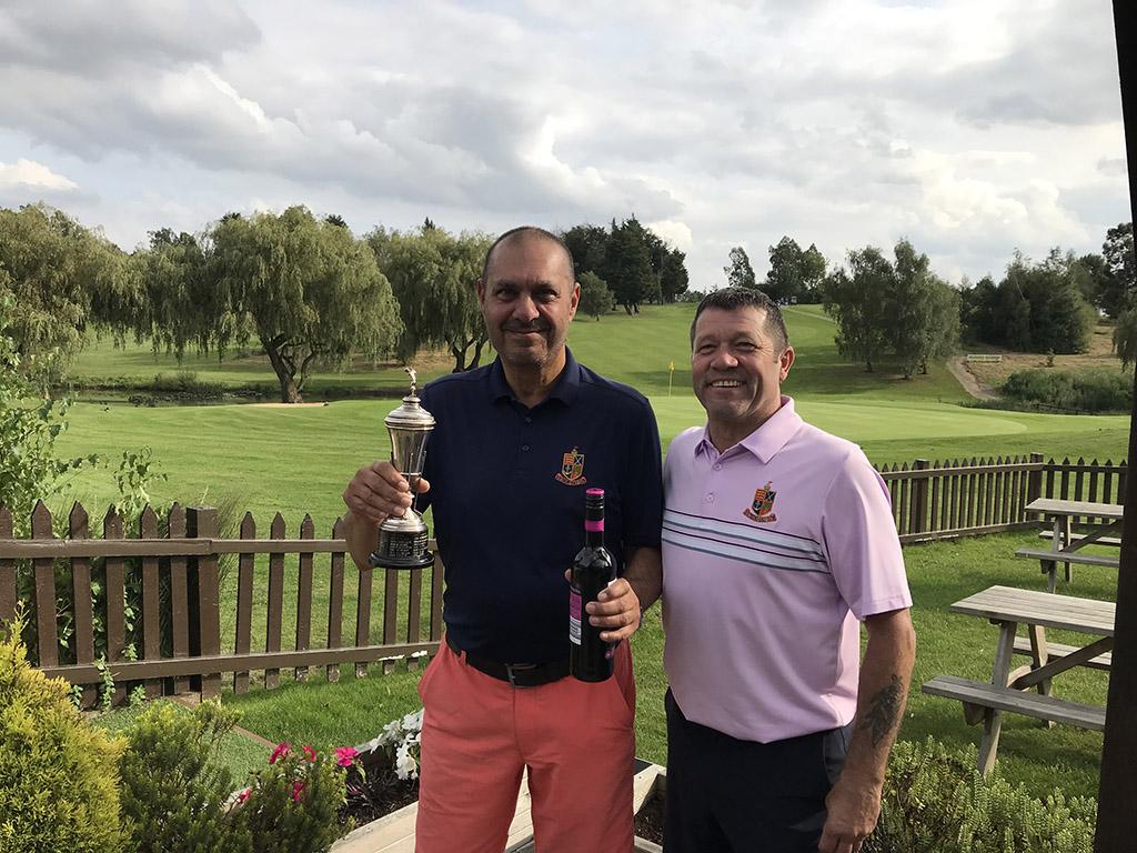 warley golf club captains day